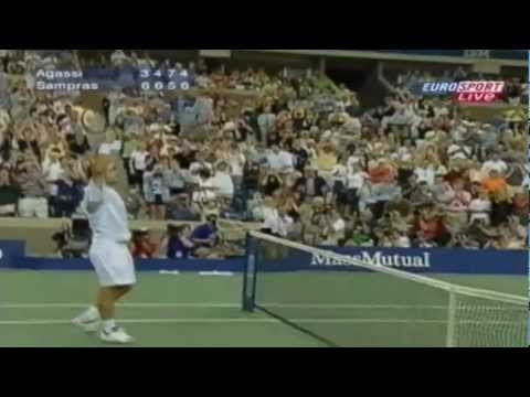 Pete Sampras - The King of Tennis