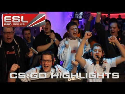 Counter-Strike: GO Event Impressions - ESL Pro Series Finals - Winter 2012