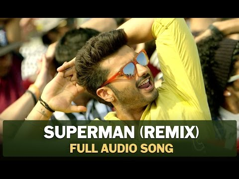 SUPERMAN (Remix) | Full Audio Song | Tevar