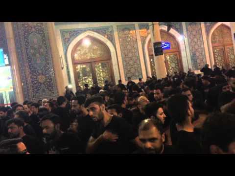 AYYAM E FATIMYA QUM IRAN 2 JAMADIUSSANI 1436/2015-HAJI ANSAR PARTY