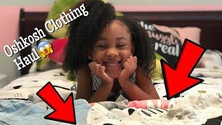 KIDS CLOTHING HAUL: CARTER'S & OSHKOSH B'GOSH 2018
