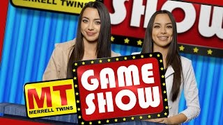 MT GAME SHOW  - GUESS THE WORD - MERRELL TWINS