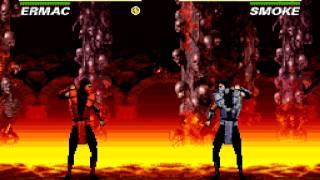 [HD] TAS: SNES Ultimate Mortal Kombat 3 (USA) in 16:46.58 by SDR
