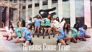 Download Lagu WJSN (우주소녀) - Dreams Come True Dance Cover by RISIN'CREW from France Gratis STAFABAND