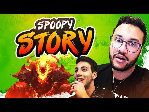 SPOOKY STORIES & GETTING WRECKED!! (ft. Stixxay)   APHROMOO