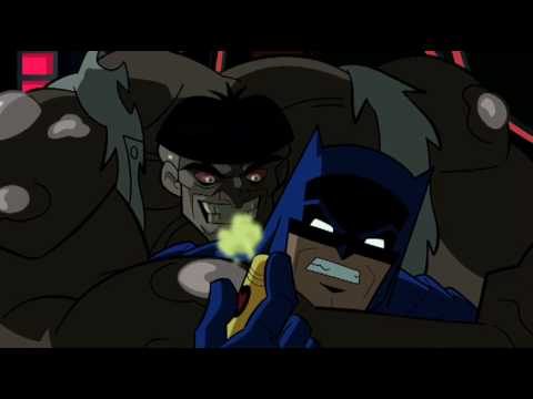 1 - Gorillas in our Midst! BATMAN THE BRAVE AND THE BOLD Cartoon TV Clip