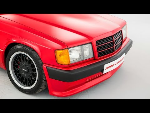 1988 Brabus 3.6 S based on the Mercedes 190E