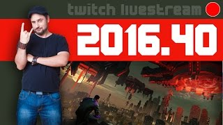 Livestream 2016 #40 - Saints Row IV