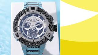 OCEAN VOYAGE INVICTA WATCHES
