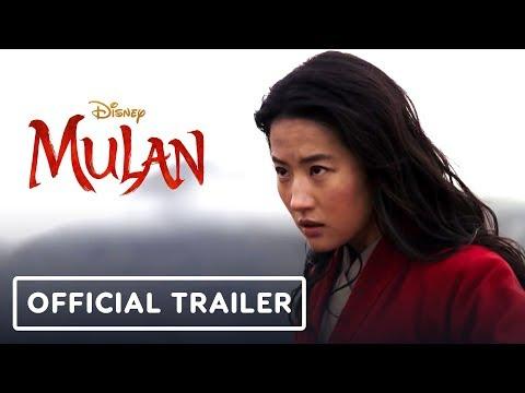 Mulan - Official Trailer 2 (2020) Yifei Liu, Donnie Yen
