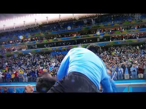 England vs Uruguay (1-2) world cup 2014 highlights