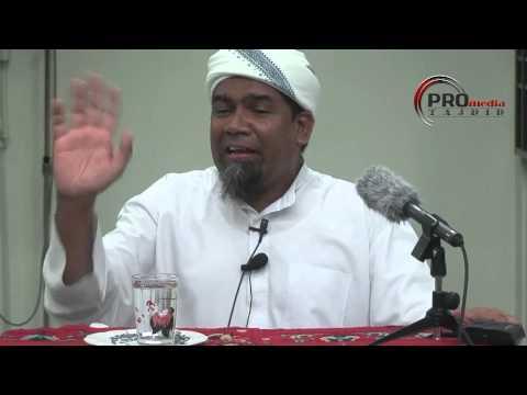 20-05-2015 Ustaz Abdullah Iraqi: Beberapa Ayat Al-quran Sebagai Pendinding Rumah