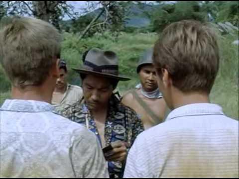 L La serie Les Globe Trotters avec Yves Rénier et Edward Meeks episode 7