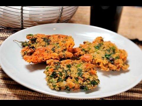 Tortitas de amaranto - Amaranth Pancakes