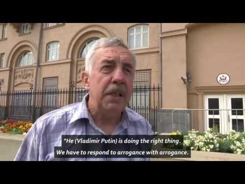Putin Calls On U.S. To Cut 755 Embassy Staff In Russia