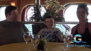 Francisco, Matthew and Susana's Grand Celebration Cruise Review