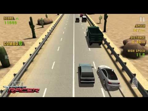 Traffic Racer APK Cover