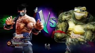 Killer Instinct | Modo Supervivencia 1 | Ultra Combos Random | #5