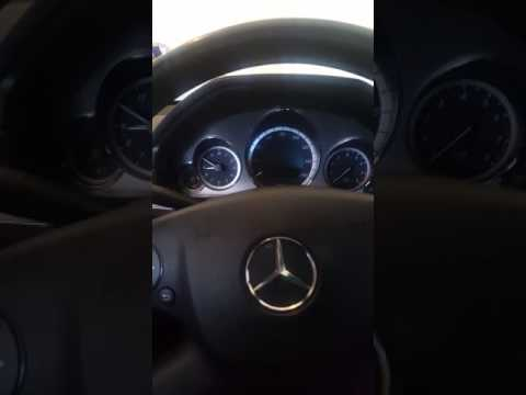 How to Reset the Service indicator Light on a Mercedes 2011 E350