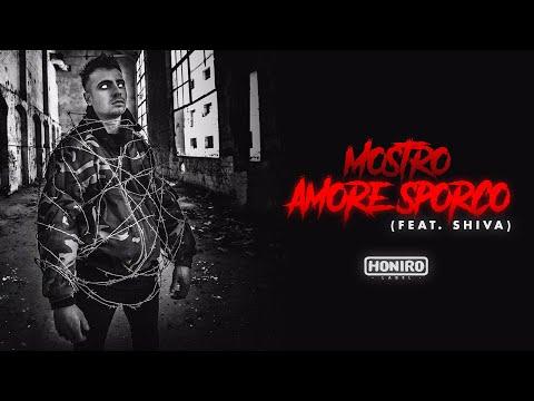 MOSTRO - 03 - AMORE SPORCO (feat. SHIVA)