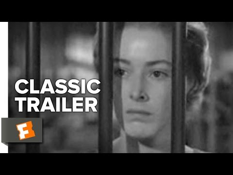 Caged (1950) Official Trailer - Eleanor Parker, Agnes Moorehead Prison Drama Movie HD
