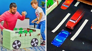 21 FUNNY DIY TOYS YOU CAN MAKE FOR YOUR KIDS