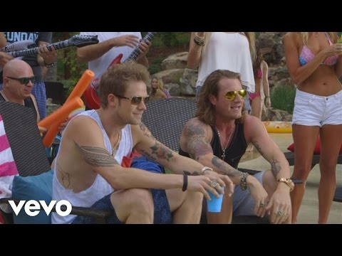Florida Georgia Line - Sun Daze (Behind The Scenes)