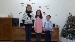VASA GrapeSEED - Đào Tường Lam – Lizzy, con đang học Unit 9 GrapeSEED