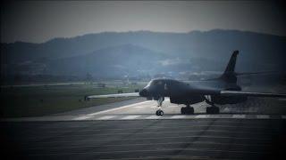 North Korea: US bombers pushing crisis close to nuclear war