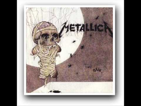 Metallica / One (Live) / One [German Single] / 1994.