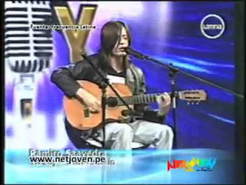 Yo Soy: Kurt Cobain peruano sorprende al jurado