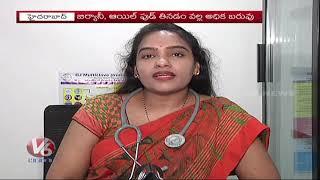 Chronic Diseases Increases in Ladies