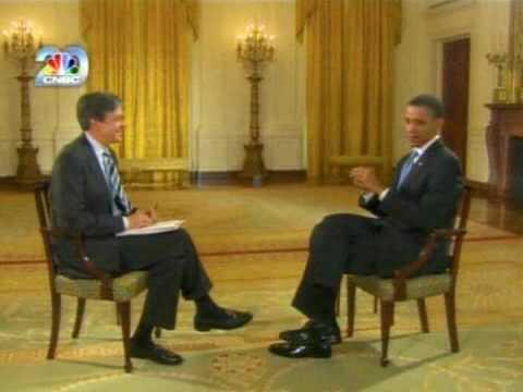 Обама «уделал» муху во время интервью