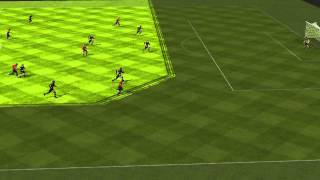 FIFA 14 Android - LOSC VS AS Monaco FC