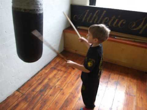 JKD Kickboxing Eskrima Kali Arnis Young Warriors Kids Class Kickfit Martial Arts,Nottingham,UK Image 1