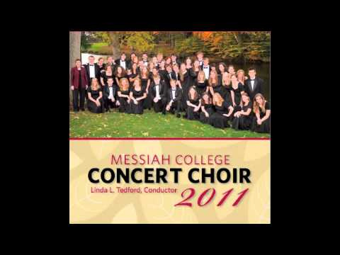 Cindy - Messiah College Concert Choir