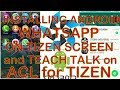 HOW TO INSTALL ANDROID WHATSAPP ON TIZEN SCREEN (# TEACH TALK ON ACL for TIZEN)