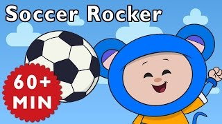 download lagu Soccer Rocker And More  Nursery Rhymes From Mother gratis