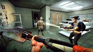 No More Room In Hell   Zombie Objective Mode  nmoJ