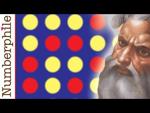 Connect Four - Numberphile