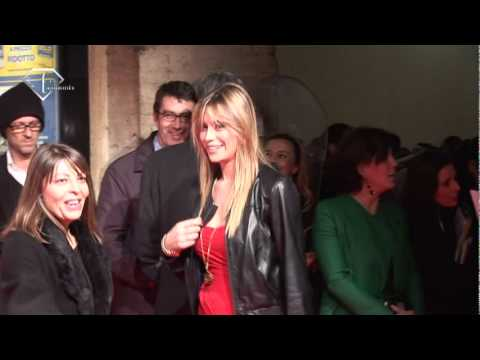 fashiontv | FTV.com - VALENTINO THE LAST EMPEROR - RED CARPET IN MILAN