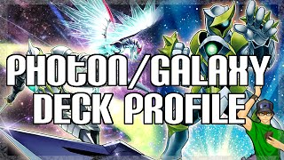 Yugioh Photon Galaxy TCG Deck Profile - April 2015
