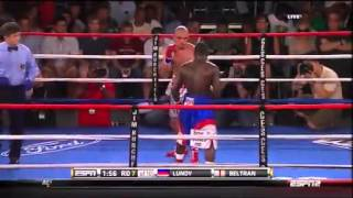 Hank Lundy vs Raymundo Beltran 2012 07 27