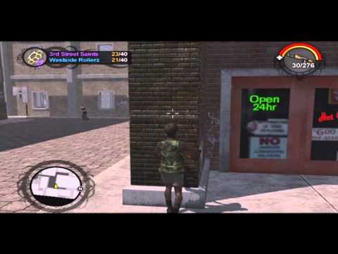Saints Row 1 - 2v2 Vs Momentz Usa + Apoloqize Xxx video