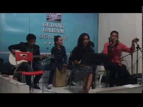 Chrisye - Cintaku (cover) Global band