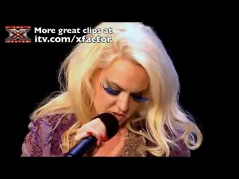 Kitty Brucknell - Feeling Good - The X Factor 2011 [Bootcamp Stage 2]