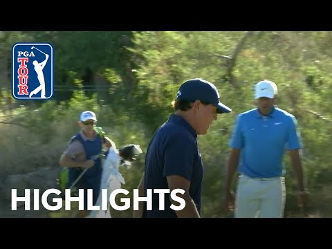 Phil Mickelson's highlights | Round 1 | Shriners 2019