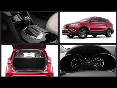 2017 Hyundai Sante Fe Sport Video