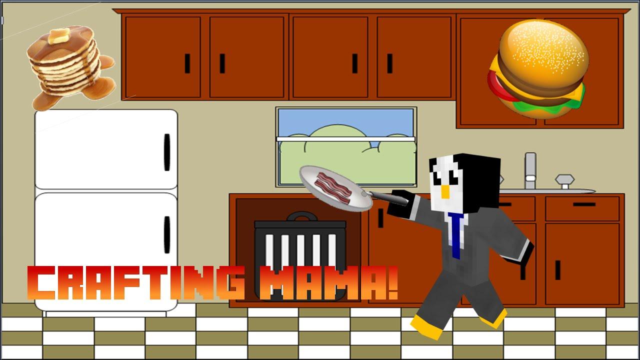 Crafting Mama Minecraft