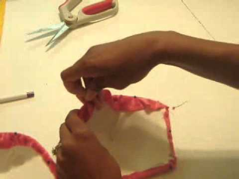 How to Cover belly Dance Bra